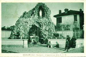 Grotta Madonna di Lourdes, Chiesa Parrocchiale