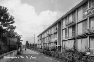 Via Nazario Sauro – Case Popolari