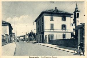 Bernareggio  Via Franzolino Prinetti