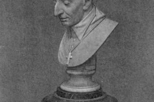 Busto di San Carlo venerato nella Chiesa Parrocchiale