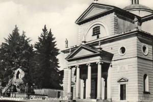 Chiesa Parrocchiale nel 1962