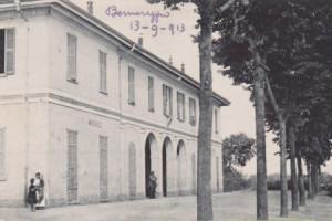 Primo Palazzo Comunale Bernareggio