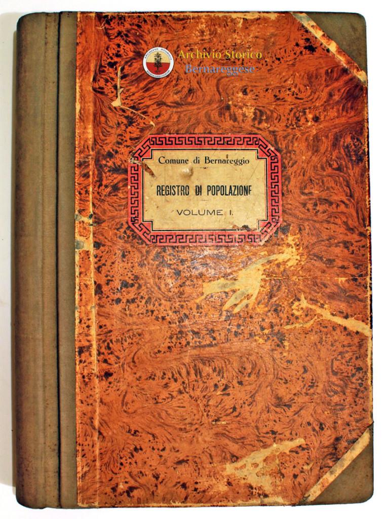 Archivio Storico Bernareggese VOLUME 1