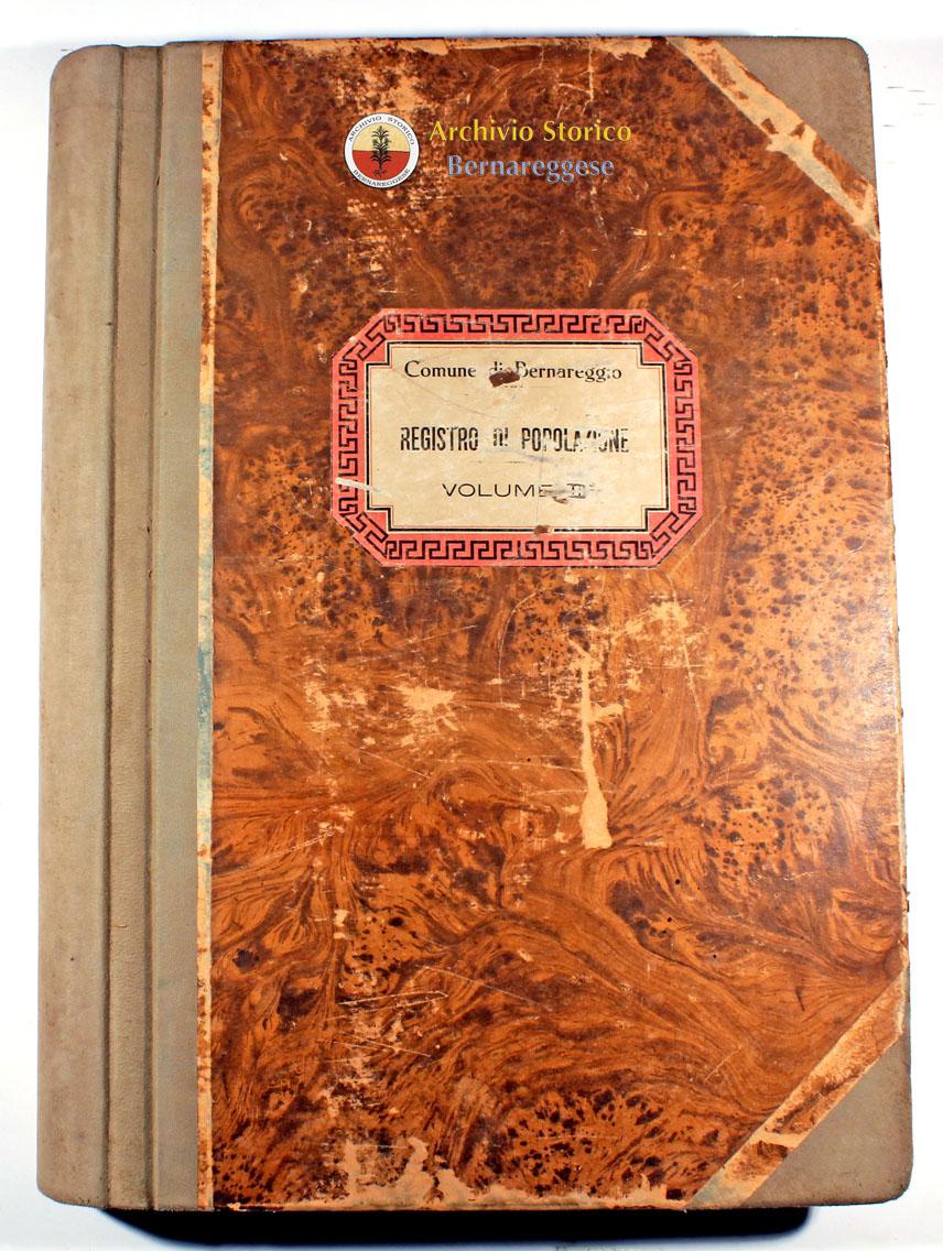 Archivio Storico Bernareggese VOLUME 2