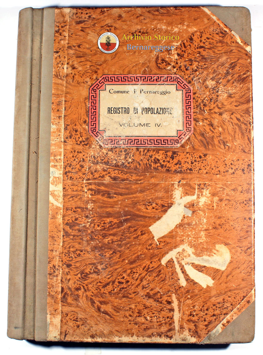 Archivio Storico Bernareggese VOLUME 4