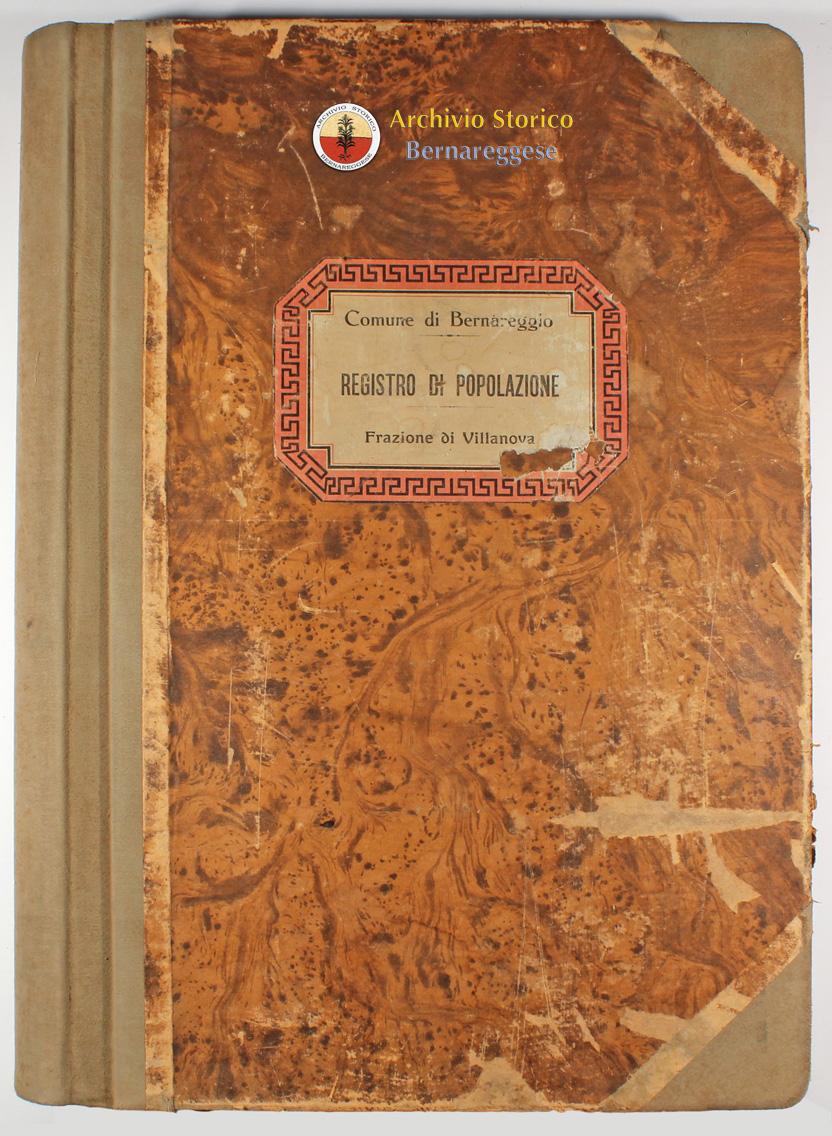 Archivio Storico Bernareggese VILLANOVA